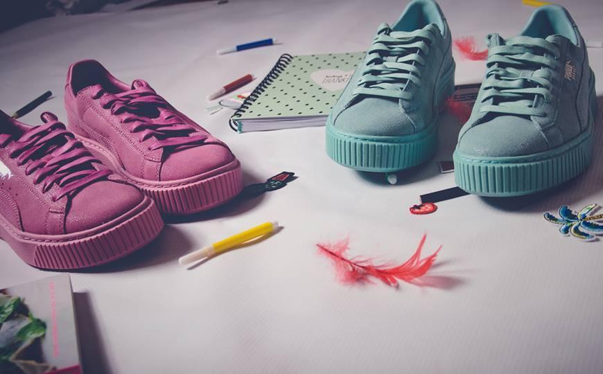 Sneakersy czy Pumy